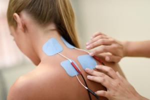 Elektro- und Ultraschalltherapie